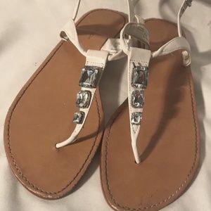 4b083edc3f3 Nordstrom Women s White Sandals